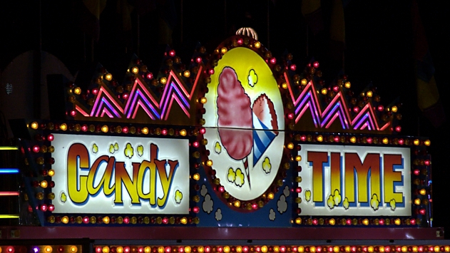 Image of candy stand